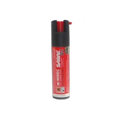 Spray de defensa SABRE-RED Pimienta en chorro.