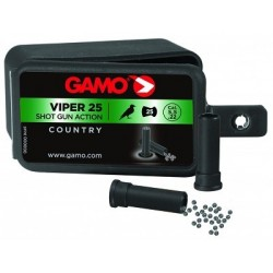 Balín cartucho Gamo Viper 25
