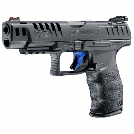 Pistola Walther Q5 Match Champion 9mmP.