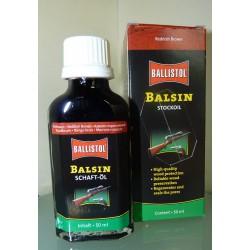 Aceite para maderas BALSIN Marrón Rojizo 50ml.