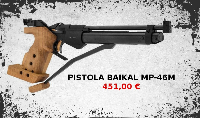 Baikal MP-46M