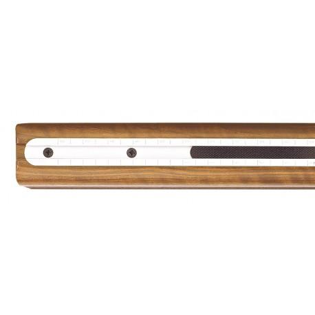 Rail aluminio Anschutz para carabina 32cm