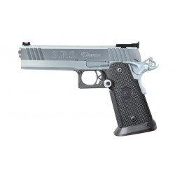 "Pistola SPS Pantera Cromo 5"""