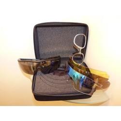 Gafas de protección cristales intercambiables