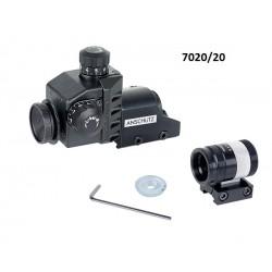 Set Diopter+Tunel Anschutz 7020/20-M18