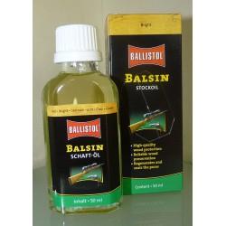 Aceite para maderas BALSIN Incoloro 50ml.