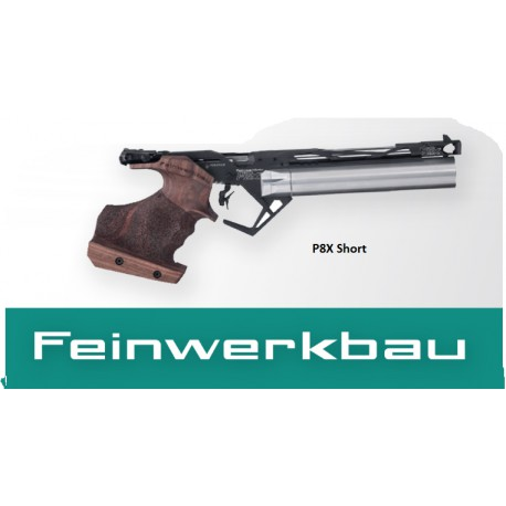 Pistola Aire Comprimido Feinwerkbau P8X Short