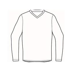 Camiseta Térmica JOLUVI Unisex Blanca