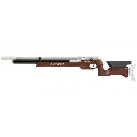 Carabina Walther LG400 Field Target 16j.