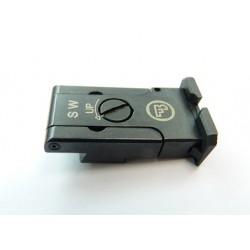 Alza regulable CZ75 SP-01 Shadow II