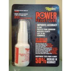 Lubricante para balines Power Pellet Lube Spray 25ml.