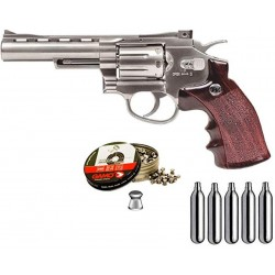 """Revolver Winchester 45 4"""" CO2 Calibre 4,5mm"""