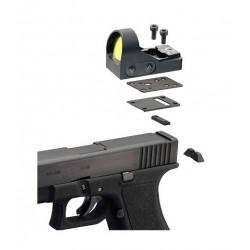 Montura para Glock 10mm MiniDot HD24/26 Delta Optical