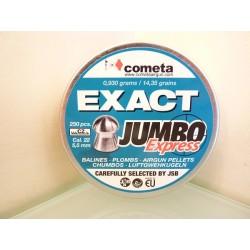 Balines JSB Exact Jumbo EXPRESS 5,5mm(250)