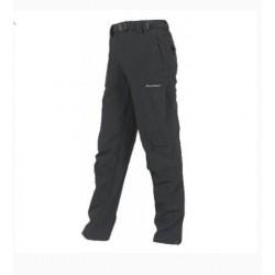 Pantalón BREEZY hombre Softshell negro