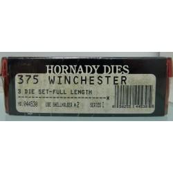 Juego de 3 dies Hornady 375 Winchester