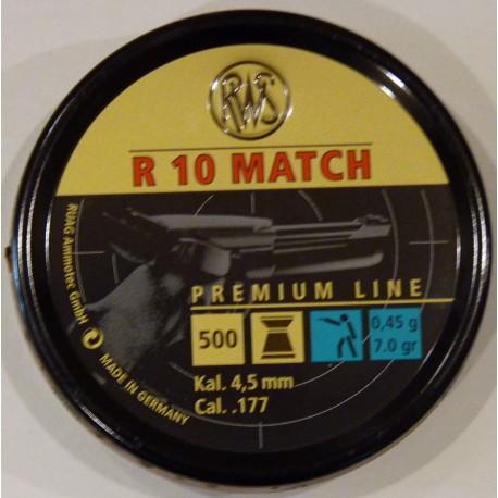 RWS R-10 LATA 500und. PISTOLA