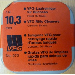 TACOS VFG CAL.10.3mm PARA ANIMAS
