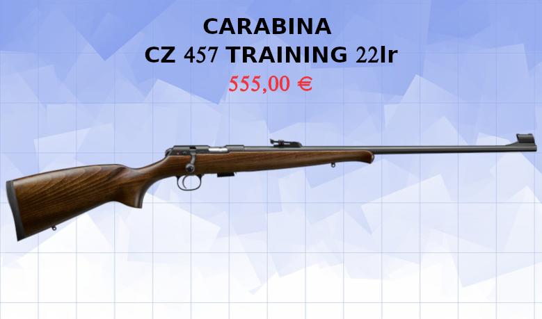 Carabina CZ 457 Training Cal.22lr
