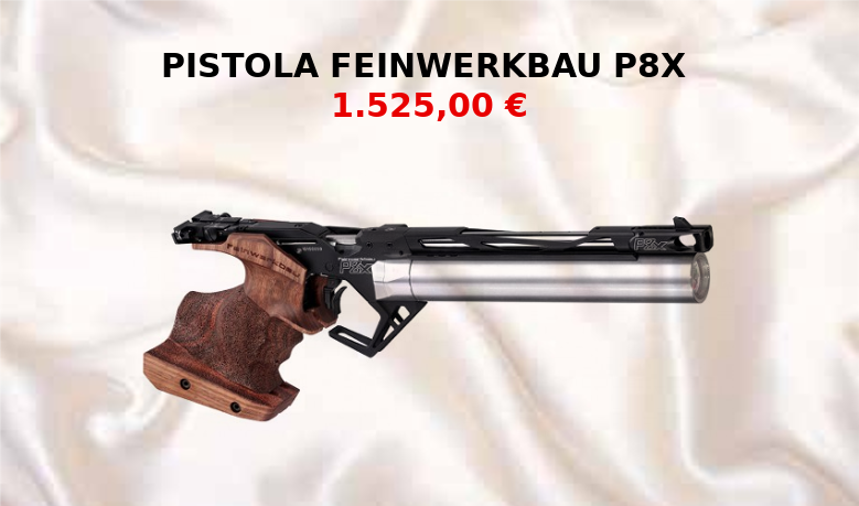 FEINWERKBAU P8X