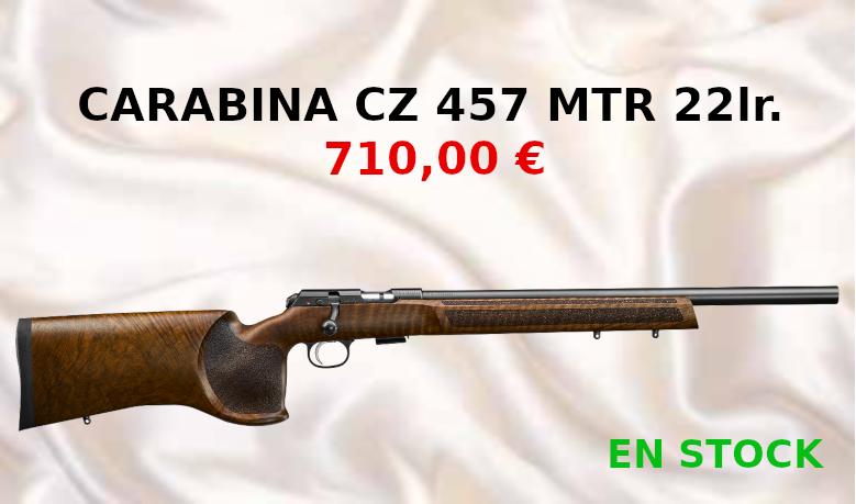 CARABINA CZ457