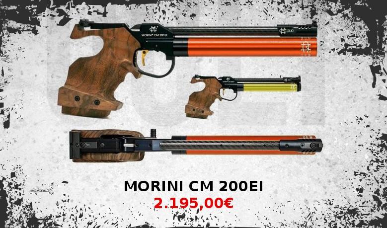 Morini CM 200EI