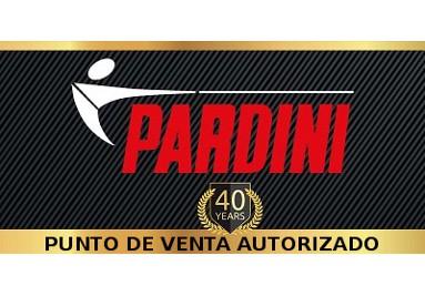 Logo pardini 40 years